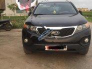 Cần bán Kia Sorento đời 2012, màu đen, ít sử dụng, bảo dưỡng định kỳ giá 550 triệu tại Thái Bình