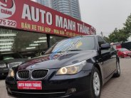 Bán BMW 523i sản xuất năm 2009, màu xanh đen, nhập khẩu Đức giá 580 triệu tại Hà Nội