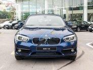 Bán BMW 1 Series 118i sản xuất năm 2018, màu xanh lam, xe nhập giá 1 tỷ 439 tr tại Hà Nội