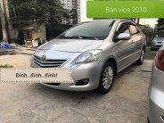 Cần bán xe Toyota Vios E sản xuất 2010, màu bạc mới 95%, giá chỉ 275triệu giá 275 triệu tại Quảng Ngãi