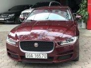 Bán Jaguar XE sản xuất 2015 màu đỏ giá 1 tỷ 500 tr tại Hà Nội