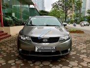 Cần bán Kia Forte đời 2009, màu xám, xe nhập, giá chỉ 385 triệu giá 385 triệu tại Hà Nội