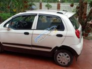 Bán Chevrolet Spark LT 0.8 MT năm 2009, màu trắng, giá 95tr giá 95 triệu tại Ninh Bình
