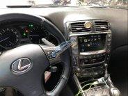 Bán ô tô Lexus IS 250 sản xuất 2007, màu đen, nhập khẩu giá 625 triệu tại Hà Nội