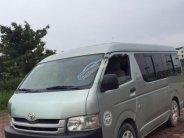 Cần bán lại xe Toyota Hiace sản xuất 2007, màu xanh lam giá 270 triệu tại Thanh Hóa