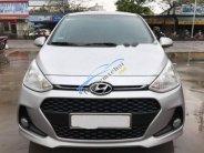 Cần bán gấp Hyundai Grand i10 đời 2018, màu bạc   giá 373 triệu tại Hải Phòng