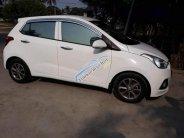 Cần bán lại xe Hyundai Grand i10 năm 2014, màu trắng, nhập khẩu nguyên chiếc giá 257 triệu tại Gia Lai
