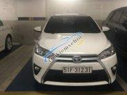 Cần bán Toyota Yaris G đời 2015, màu trắng, nhập khẩu nguyên chiếc, giá chỉ 570 triệu giá 570 triệu tại Tp.HCM