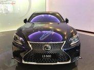 Bán ô tô Lexus LS 500 đời 2019, màu xanh lam, nhập khẩu giá 7 tỷ 80 tr tại Tp.HCM