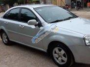 Bán Chevrolet Lacetti năm 2011, màu bạc chính chủ, giá chỉ 208 triệu giá 208 triệu tại Nghệ An