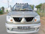 Mitsubishi Jolie-2.0-MPI-SS, cuối 2005, lăn bánh lần đầu 2006, xe cam kết ko có chiếc thứ 2, mới như xe hãng, vàng cát vip giá 228 triệu tại Bình Dương