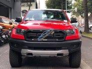 Bán ô tô Ford Ranger Raptor 2.0L 4x4 AT đời 2019, màu đỏ, nhập khẩu  giá 1 tỷ 170 tr tại Hà Nội