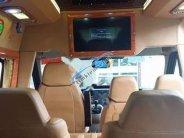Cần bán xe cũ Ford Transit Luxury 2015, màu đen giá 700 triệu tại Lâm Đồng