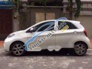 Cần bán Kia Morning Si 1.25 AT 2016, màu trắng chính chủ giá 340 triệu tại Đắk Lắk