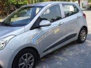 Bán ô tô Hyundai Grand i10 2014, màu bạc, nhập khẩu   giá 235 triệu tại Nghệ An