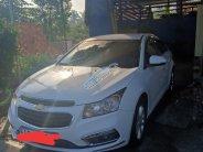 Cần bán gấp Chevrolet Cruze LT 1.6L sản xuất 2017, màu trắng giá 420 triệu tại Long An