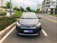 Cần bán lại xe Toyota Vios đời 2018 số tự động, giá 509tr giá 509 triệu tại Tp.HCM