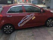 Cần bán xe Kia Morning Si đời 2017, màu đỏ như mới giá 365 triệu tại Khánh Hòa