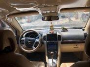Bán xe Chevrolet Captiva sản xuất năm 2007, màu vàng giá cạnh tranh giá 305 triệu tại Tp.HCM