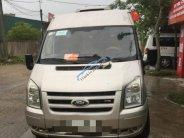 Bán ô tô Ford Transit 2.4L năm sản xuất 2005, màu bạc giá 240 triệu tại Hà Tĩnh