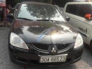 Bán Mitsubishi Lancer Gala GLX 1.6AT đời 2003, màu đen chính chủ, giá 195tr giá 195 triệu tại Hà Nội