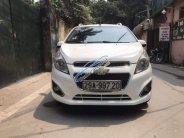 Bán lại xe Chevrolet Spark sản xuất năm 2014, màu trắng chính chủ giá 198 triệu tại Hà Nội