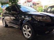 Bán ô tô Hyundai Santa Fe MLX 2.2L 4WD đời 2008, màu đen, nhập khẩu  giá 525 triệu tại Thái Nguyên