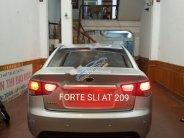 Bán xe Kia Forte đời 2009, màu bạc, xe nhập xe gia đình giá 360 triệu tại Hải Dương