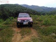 Bán Nissan Navara 2.4 MT 4WD năm 2003, màu đỏ, nhập khẩu   giá 140 triệu tại Hà Nội