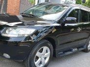 Bán Hyundai Santa Fe SLX 2.2AT 4×4 máy dầu nhập khẩu 2 cầu, số tự động, đời cuối 2008 màu đen giá 559 triệu tại Tp.HCM