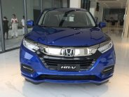 Bán Honda HR-V L năm sản xuất 2019, màu xanh lam, nhập khẩu Thái giá 866 triệu tại Tp.HCM