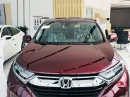 Bán xe Honda CR V sản xuất năm 2019, màu đỏ, nhập khẩu Thái Lan giá 1 tỷ 93 tr tại Tp.HCM
