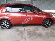 Bán Nissan Tiida năm sản xuất 2008, màu đỏ, xe đẹp giá 300 triệu tại Tp.HCM