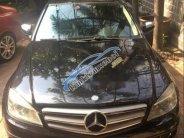 Bán ô tô Mercedes C200 năm sản xuất 2007, màu đen, nhập khẩu, động cơ rất tốt nguyên zin giá 450 triệu tại Tp.HCM