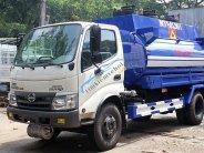Bán xe bồn Hino 6 khối - Chuyên chở xăng dầu, hóa chất, chất lỏng công nghiệp giá 800 triệu tại Tp.HCM
