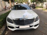Chính chủ bán Mercedes C250 Exclusive đời 2018, màu trắng/kem, giá tốt giá 1 tỷ 580 tr tại Hà Nội