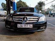 Bán xe Mercedes C200 sản xuất 2008, màu đen, xe nhập số tự động giá cạnh tranh giá 450 triệu tại Đà Nẵng