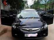 Cần bán lại xe Honda Civic đời 2010, màu đen, biển HN giá 390 triệu tại Vĩnh Phúc