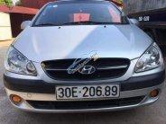 Bán ô tô Hyundai Getz sản xuất năm 2008, màu bạc giá 170 triệu tại Sơn La