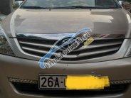 Chính chủ bán Toyota Innova 2.0 MT năm sản xuất 2011, màu nâu  giá 480 triệu tại Sơn La