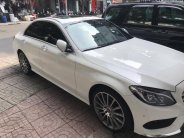 Gia đình cần bán xe C300 AMG, sản xuất 2018, số tự động full. màu trắng tinh giá 1 tỷ 750 tr tại Tp.HCM