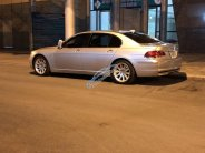 Cần bán lại xe BMW 7 Series đời 2007 màu bạc, giá tốt, xe nhập giá 599 triệu tại Hà Nội