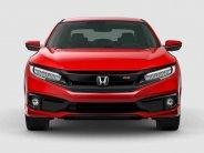 Bán xe Honda Civic RS 2019, màu đỏ, nhập khẩu giá 929 triệu tại Tp.HCM