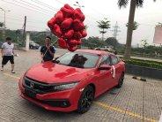 Bán Honda Civic RS đời 2019, màu đỏ, nhập khẩu giá 929 triệu tại Tp.HCM