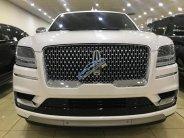Bán xe Lincoln Navigator black label năm sản xuất 2018, màu trắng, nhập khẩu nguyên chiếc giá 8 tỷ 668 tr tại Hà Nội