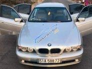 Bán BMW 5 Series 525i đời 2002, màu bạc, máy êm ru  giá 210 triệu tại Bình Dương