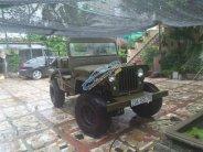Cần bán xe Jeep A2 sản xuất 1980, nhập khẩu nguyên chiếc chính chủ, giá chỉ 150 triệu giá 150 triệu tại Hà Nội