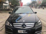 Nhà bán Mercedes C200 đời 2011, màu đen giá 618 triệu tại Hà Nội