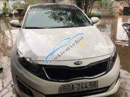 Bán xe Kia Optima sản xuất năm 2015, màu trắng, nhập khẩu còn mới giá 690 triệu tại Đồng Nai
