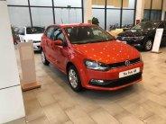 Volkswagen Polo Hacthback 2019 màu đỏ đến từ Đức - hotline: 0909717983 giá 639 triệu tại Tp.HCM